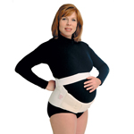 Wrap Around Moldable Maternity Back Support